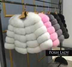 Палто от полярна лицица