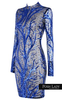 рокля с паети
