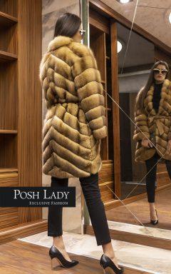 """Палто от норка """"Lux Gold"""""""